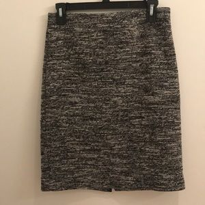 Ann Taylor Pencil Skirt Size 4 Petite